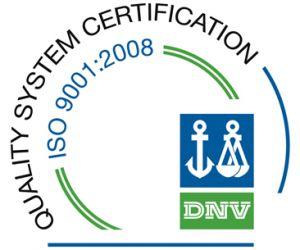 Certificação ISO 9001-2008