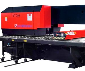 EletrodB adquiri uma PUNCIONADEIRA CNC 30 TON JFY