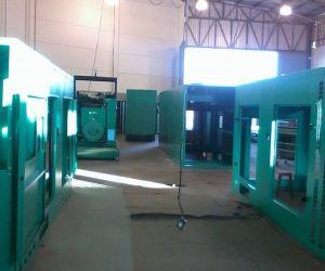 Fabrica de Carenagens Acústicas.